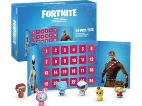 Funko POP! Adventní kalendář Fortnite Pint Size Heroes