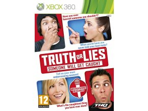 Xbox 360 Truth or Lies