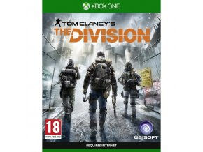 Xbox One Tom Clancy's The Division CZ