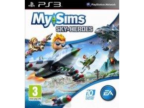 PS3 MySims Sky Heroes