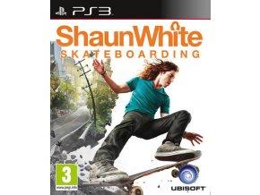 PS3 Shaun White Skateboarding