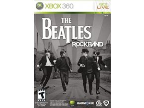 Xbox 360 The Beatles: Rockband