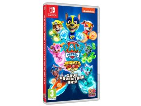 Nintendo Switch Paw Patrol: Mighty Pups Save Adventure Bay
