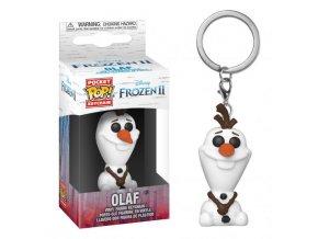 Funko POP Keychain Disney: Frozen 2 Olaf
