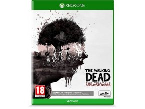Xbox One The Walking Dead: The Telltale Definitive Series