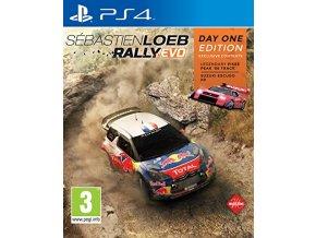 PS4 Sebastien Loeb Rally Evo Day One Edition