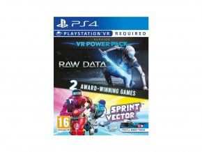 PS4 Raw Data and Sprint Vector Double Pack VR