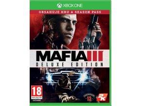 Xbox One Mafia 3 Deluxe Edition
