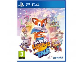 PS4 New Super Lucky's Tale
