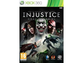 Xbox 360 Injustice: Gods Among Us