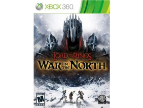 Xbox 360 Lord of the Rings War in the North