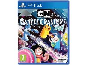 PS4 Cartoon Network Battle Crashers