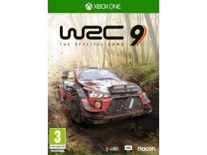 Xbox One WRC 9