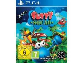 PS4 Putty Squad