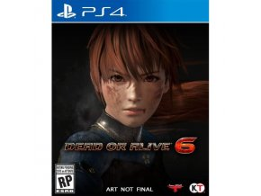 PS4 Dead or Alive 6