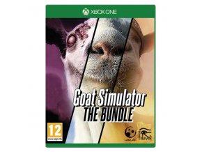 Xbox One Goat Simulator: The Bundle