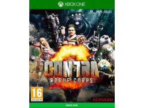Xbox One Contra: Rogue Corps