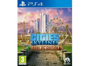 PS4 Cities Skylines - Parklife Edition