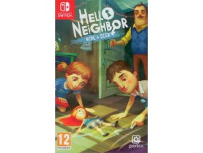 Nintendo Switch Hello Neighbor: Hide and Seek