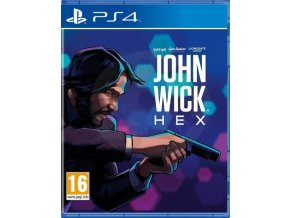 PS4 John Wick Hex