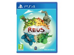 Playstation 4 Reus