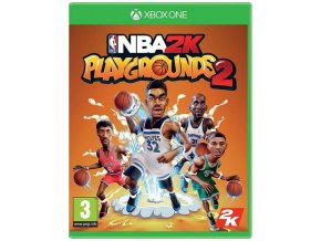 Xbox One NBA - 2K Playgrounds 2