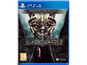 PS4 Blackguards 2 Limited Day One Edition