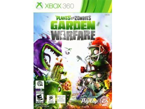 Xbox 360 Plants vs Zombies: Garden Warfare