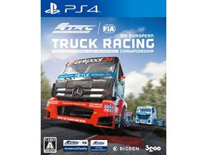 PS4 FIA Truck Racing Championship