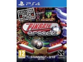 PS4 Pinball Arcade