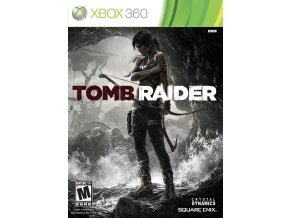 Xbox 360 Tomb Raider (Combat Edition)