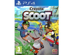 PS4 Crayola Scoot