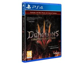 PS4 Dungeons 3: Complete Collection