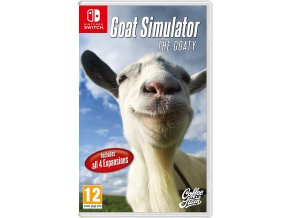 Nintendo Switch Goat Simulator The GOATY