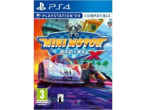 PS4 Mini Motor Racing X VR