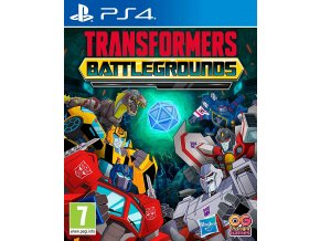 PS4 Transformers: Battlegrounds
