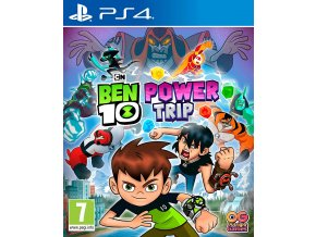 PS4 Ben 10: Power Trip