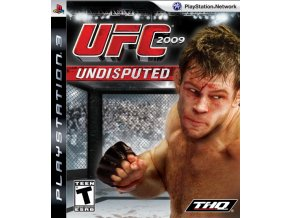 PS3 UFC 2009: Undisputed