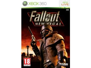 Xbox 360 Fallout: New Vegas