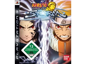 PS3 Naruto Shippuden: Ultimate Ninja Storm