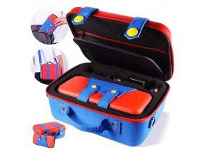 Cestovní kufřík a pouzdro na Nintendo Switch - Mario