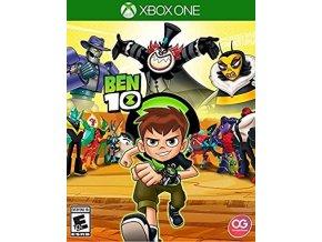 Xbox One Ben 10