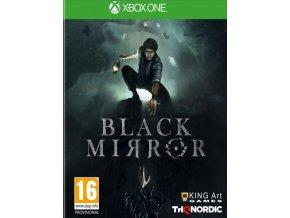 Xbox One Black Mirror  Nové