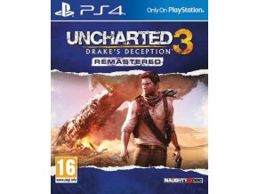 PlayStation 4 Uncharted 3: Drake's Deception