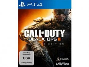 PS4 Call of Duty: Black Ops 3 Hardened Edition