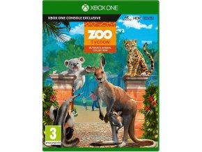 Xbox One Zoo Tycoon Ultimate Animal Collection
