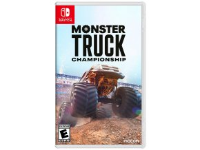 Nintendo Switch Monster Truck Championship