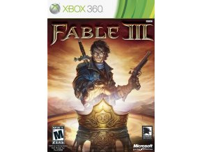 Xbox 360 Fable 3 CZ