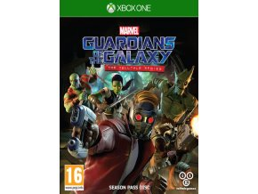 Xbox One Guardians of the Galaxy: The Telltale Series