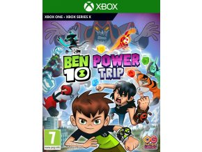 Xbox One Ben 10: Power Trip